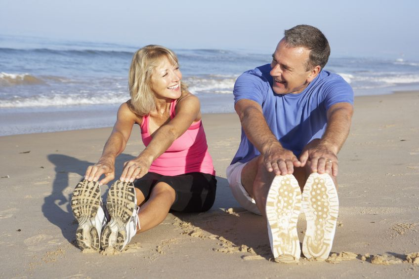 Få et aktivt liv med slidgigt i ryggen